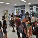 exposition Pupillas, Brésil